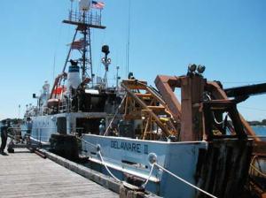 Activities on deck