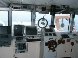 Navigation from the bridge