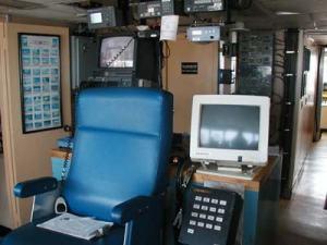 More ship equipment