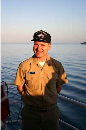 Commander Guy Noll