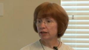 Sue Zupko is interviewed by WHNT