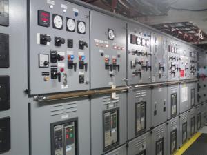engineering room control panel