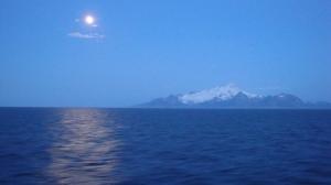 4:30 am, Shelikof Strait