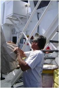 Chief Boatswain: Kenji