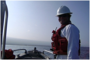 Coxswain: small boat operator
