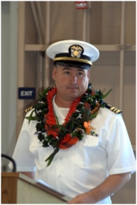 Captain (CO) Commanding Officer: LCDR Kurt Dreflak, NOAA