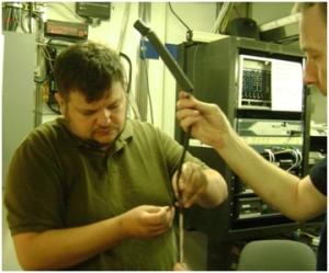 ET: Electronic Technician: Ricardo