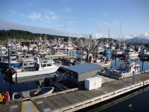 Fishing Fleet of Kodiak