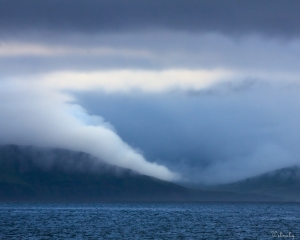 Fog/clouds in the Gulf of Alaska?? Who ever heard of such a thing?!?!