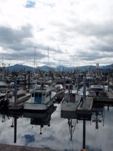 Kodiak, Alaska dock