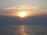 Sunset- Southern Atlantic