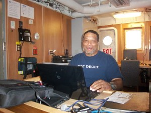 Brian, Electronics Technician