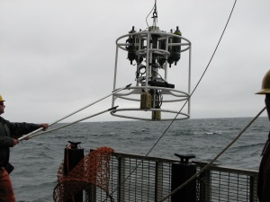 CTD Berring Sea 08-24-11