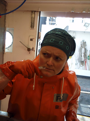 Sewage noaa teacher at sea blog for Why does my urine smell like fish