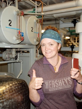 Thumbs up for vacuum distillation water systems!