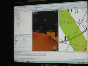 Hydrographic Survey Data In Caris