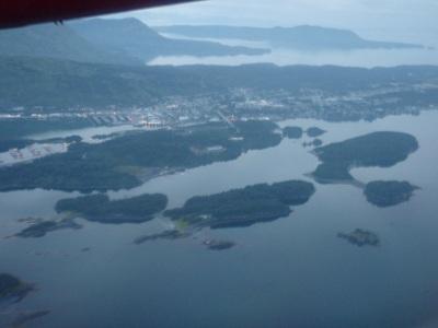 Leaving Kodiak, AK.