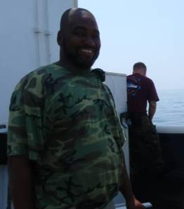 Chief Boatswain James Walker