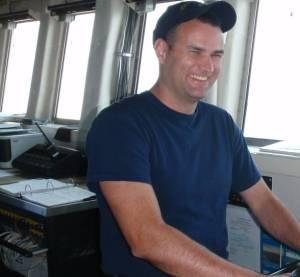Junior Officer Michael Doig