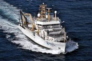NOAA Ship Pisces, Commissioned on November 6, 2009