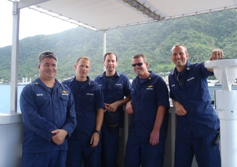 NOAA Corps Officers
