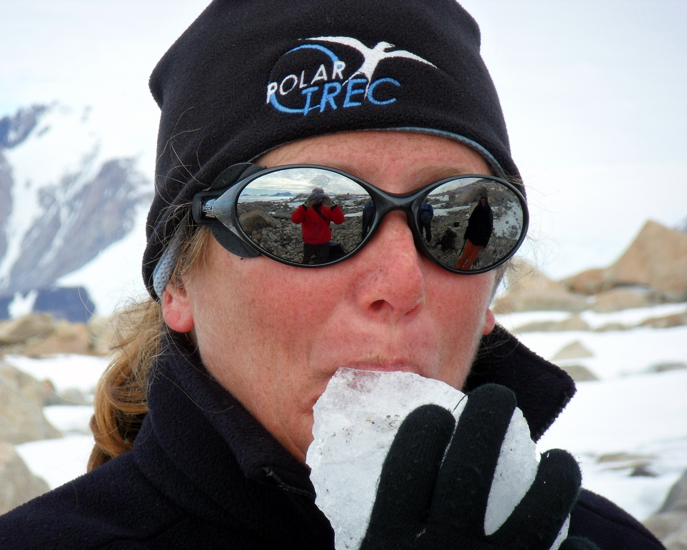 Tasting Ancient Ice