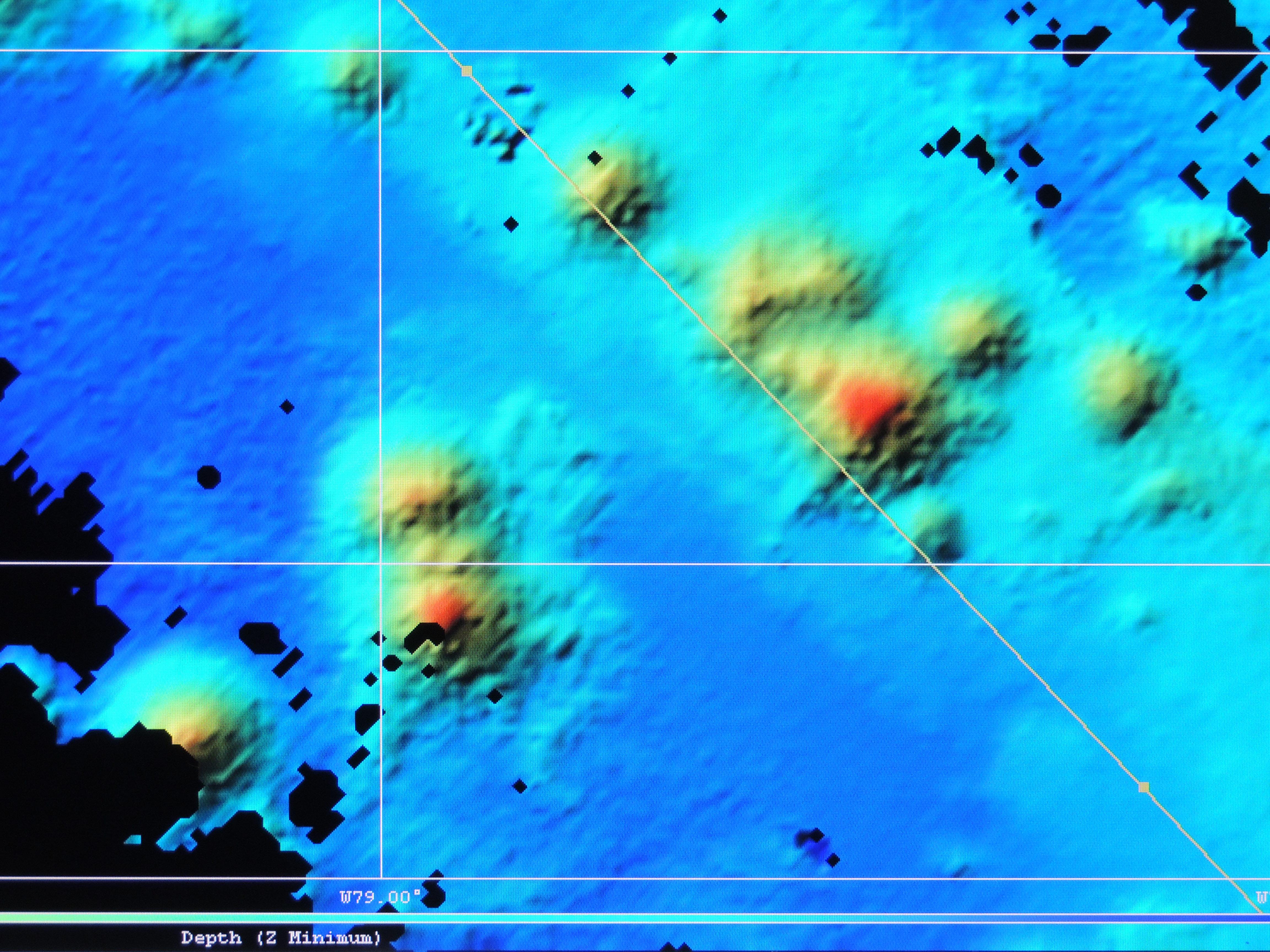 Uctd noaa teacher at sea blog for Another word for ocean floor