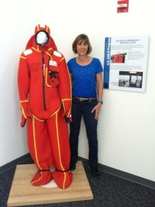 NOAA survival suit