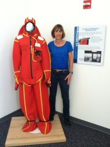 NOAA survival suit