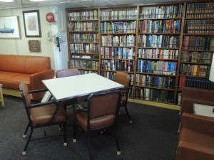 Melville's library