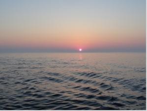 Sunset, 6/21/12