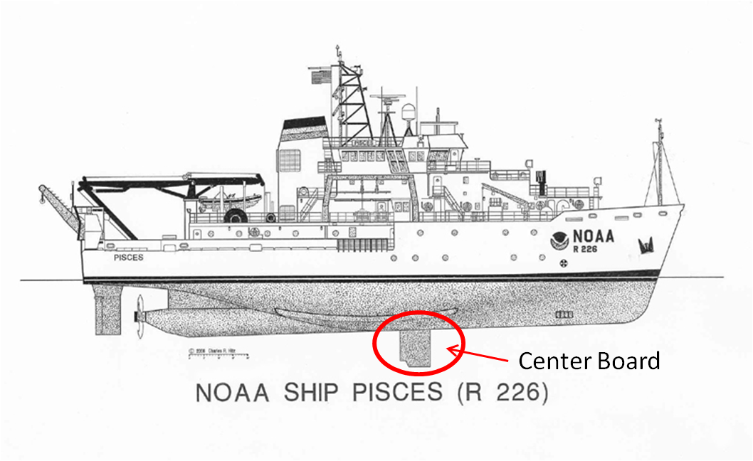 Simple Ship Drawing Line Drawing of The Noaa Ship
