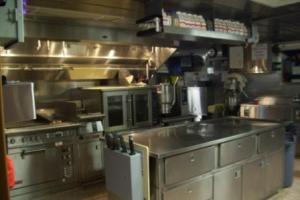 Tim and Adam's domain... the Galley!