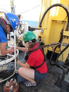 CTD Water Testing