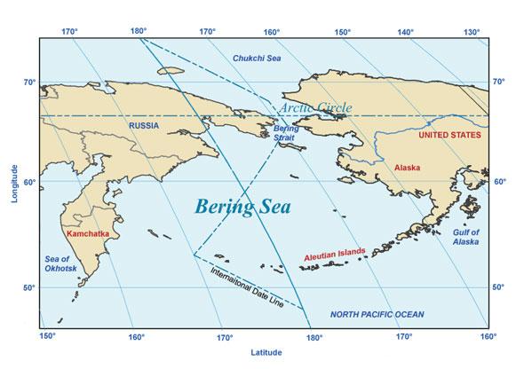 International Date Line Noaa Teacher At Sea Blog
