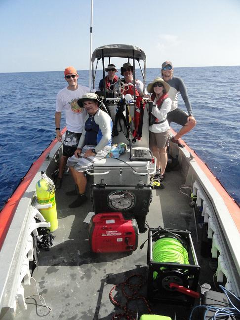 Sonar Signal Noaa Teacher At Sea Blog