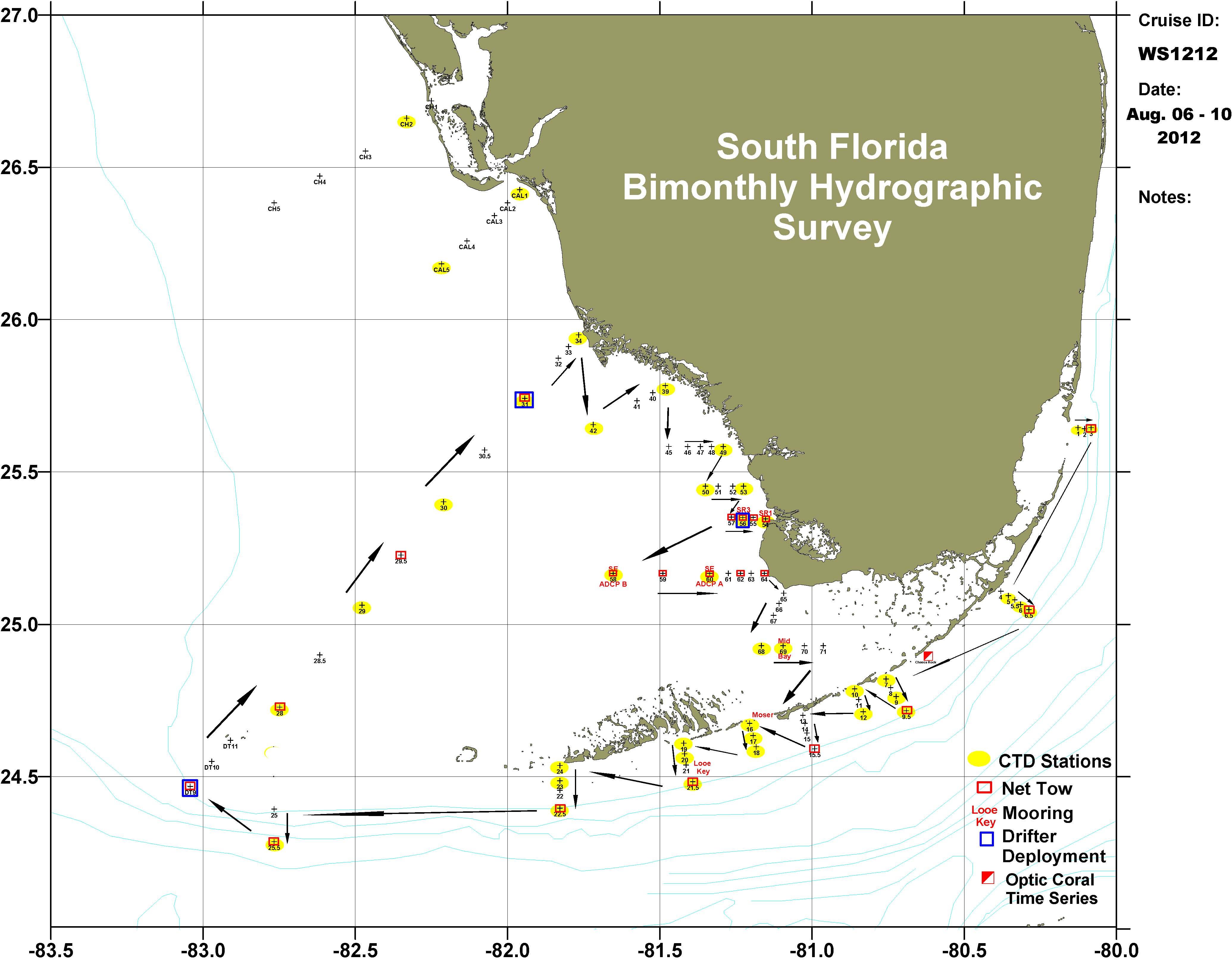 Bhavna Rawal NOAA Teacher At Sea Blog - Florida map testing