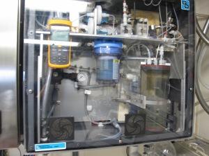 Partial pressure Carbon Dioxide system