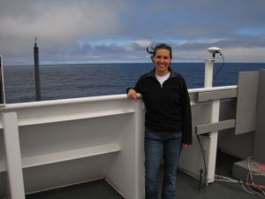 Beautiful Day on the Bering Sea
