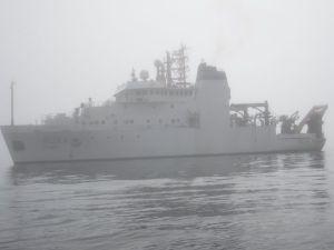 Ghost Ship Oscar Dyson