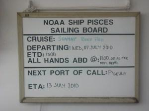 Sailing Board