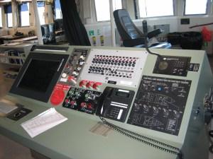SONAR controls