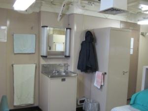 Sink and Locker