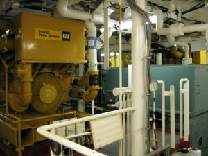 Generators in the Engine Room