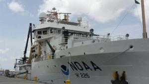 NOAA Ship Pisces