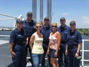 Crew of the Pisces