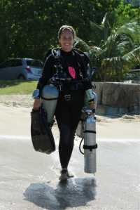PADI Staff Instructor/manager