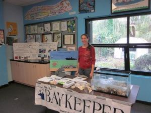 Kerstin Kalchmayr- NY Oyster Program Coordinator