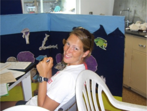 Kate Degnan- Educator, North Carolina Aquarium