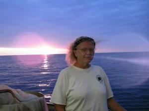 Pamela Marsh- Coastal Geologist